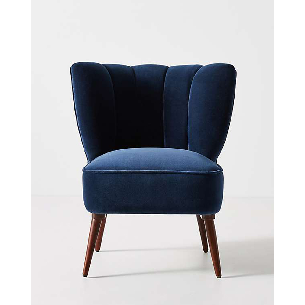 Fluted Accent Chair $498