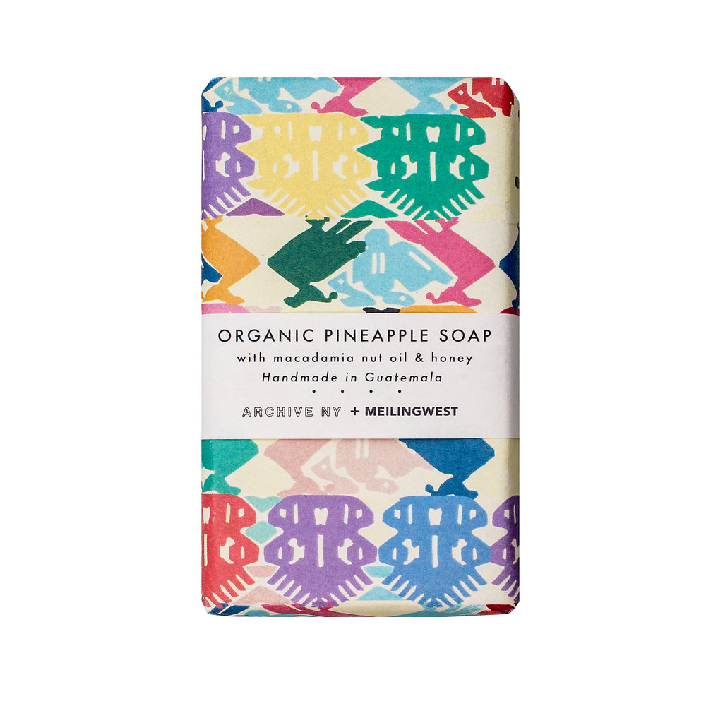 ARCHIVE NEW YORK + MEILINGWEST ORGANIC SOAP $12