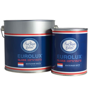 Fine Paints of Europe White 0001 Eurolux Gloss