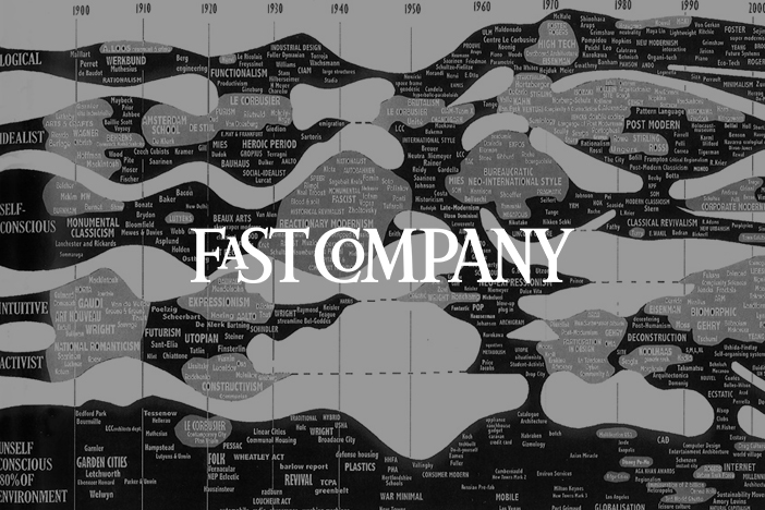 """Fast Company: Beyond """"Contemporary"""": A Map Of Today's"""