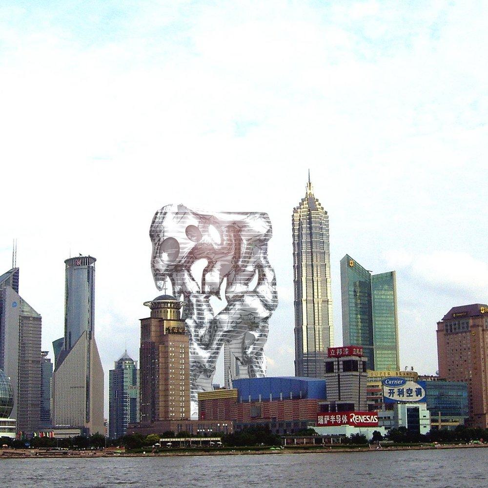 Shanghai Waterfront -