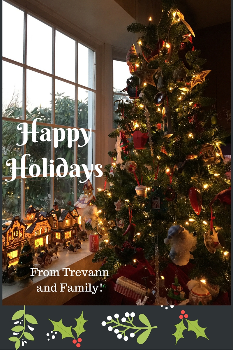 Happy Holidays from Trevann