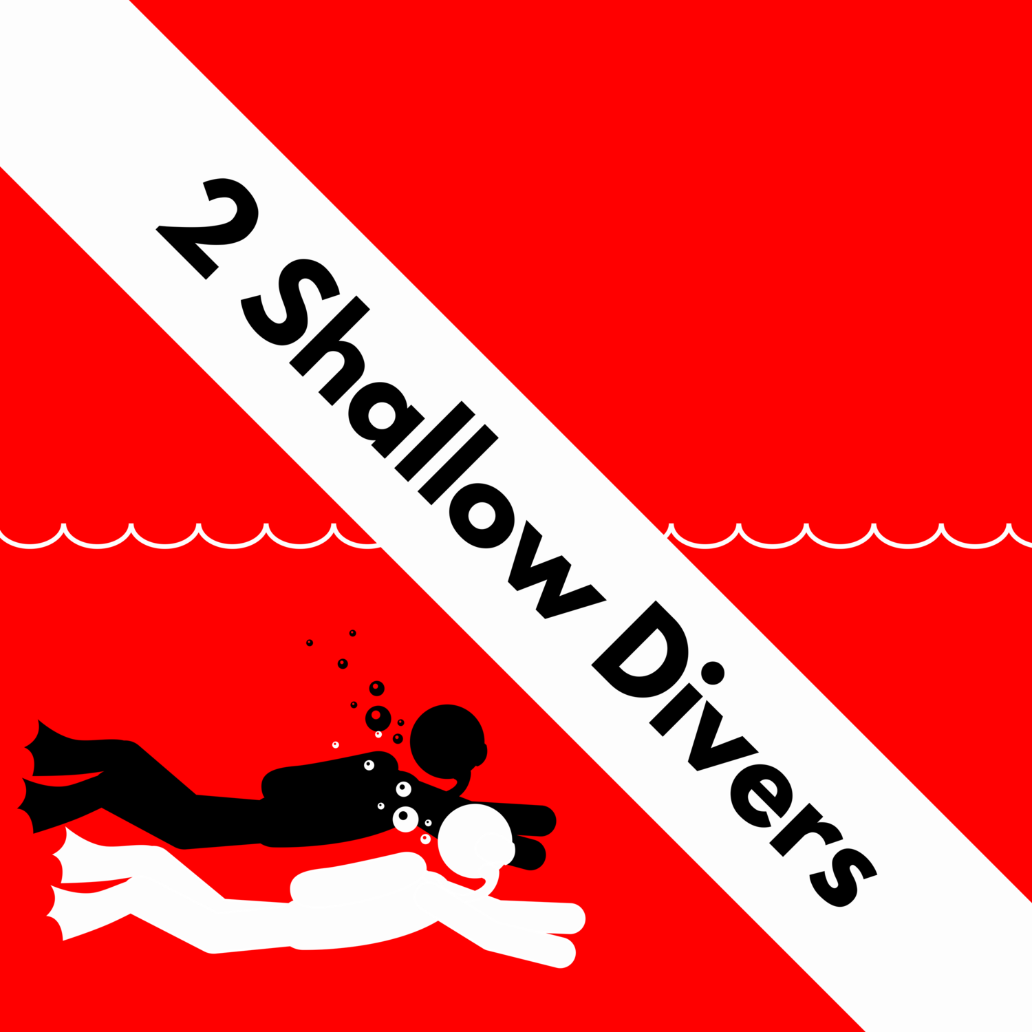 2 Shallow Divers