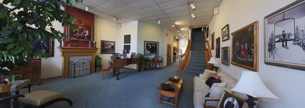 Studio Front Lobby