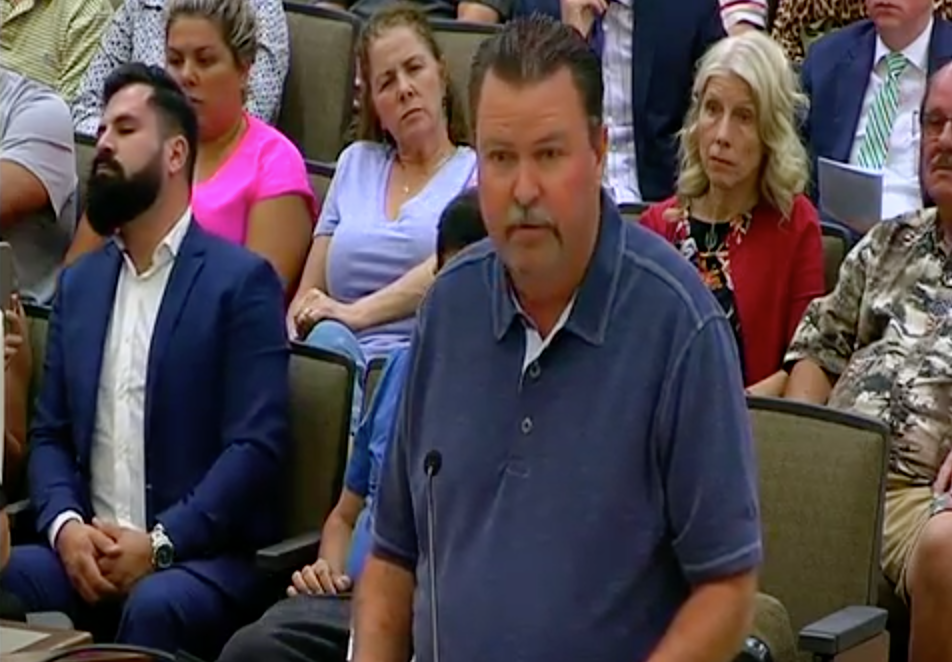 vellano hoa president mike konrad addresses the chino hills city council about the predatory DEVELOPERS at vellano