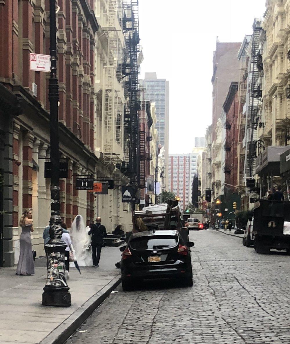 Greenwich Village, NYC, October 2018
