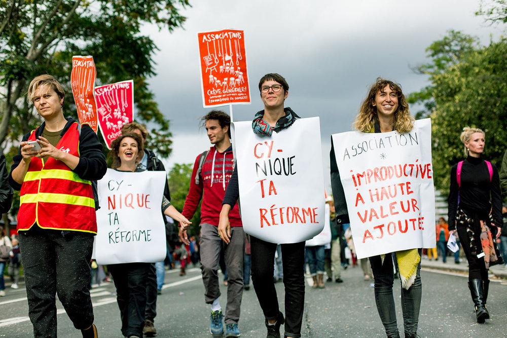 Manifestation Loi Travail,  Paris 2017