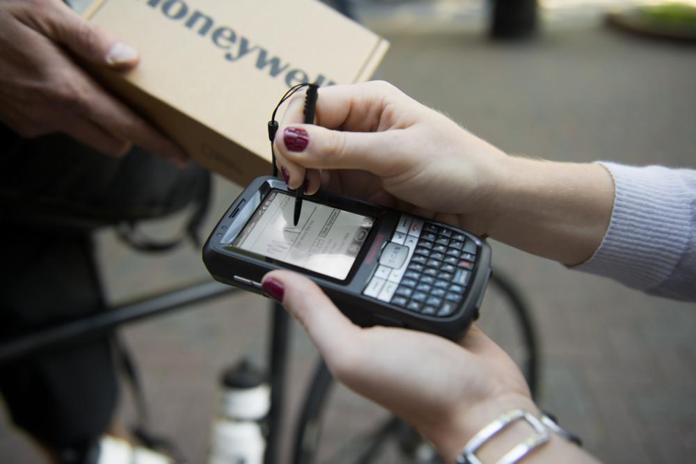 Honeywell Hand-Held Auto ID Device