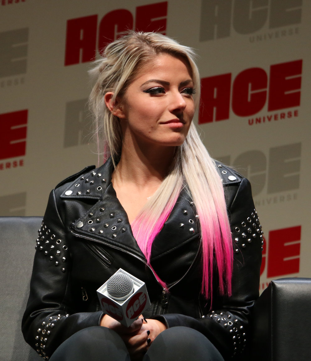 In just over two years on the WWE main roster, Alexa Bliss already has won five women's championships.