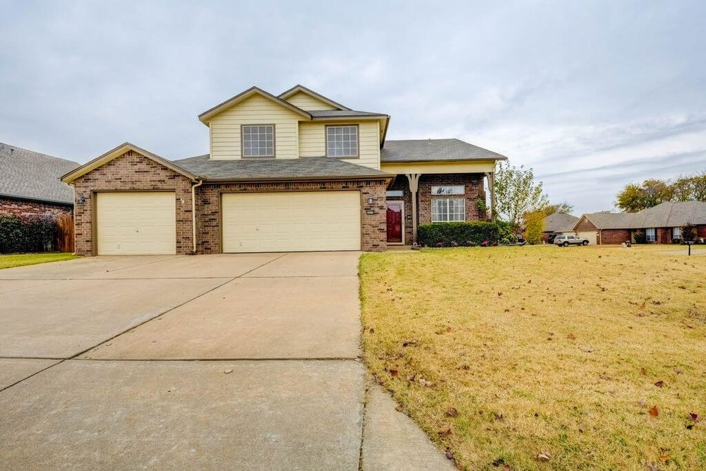 4604 S 195th East Ave, Broken Arrow, OK 74014 - SOLD FOR $199,000