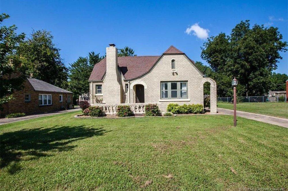 560 S Darlington Ave, Tulsa, OK 74112 - SOLD FOR $145,000