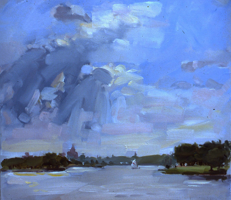 Cooper River Sunset
