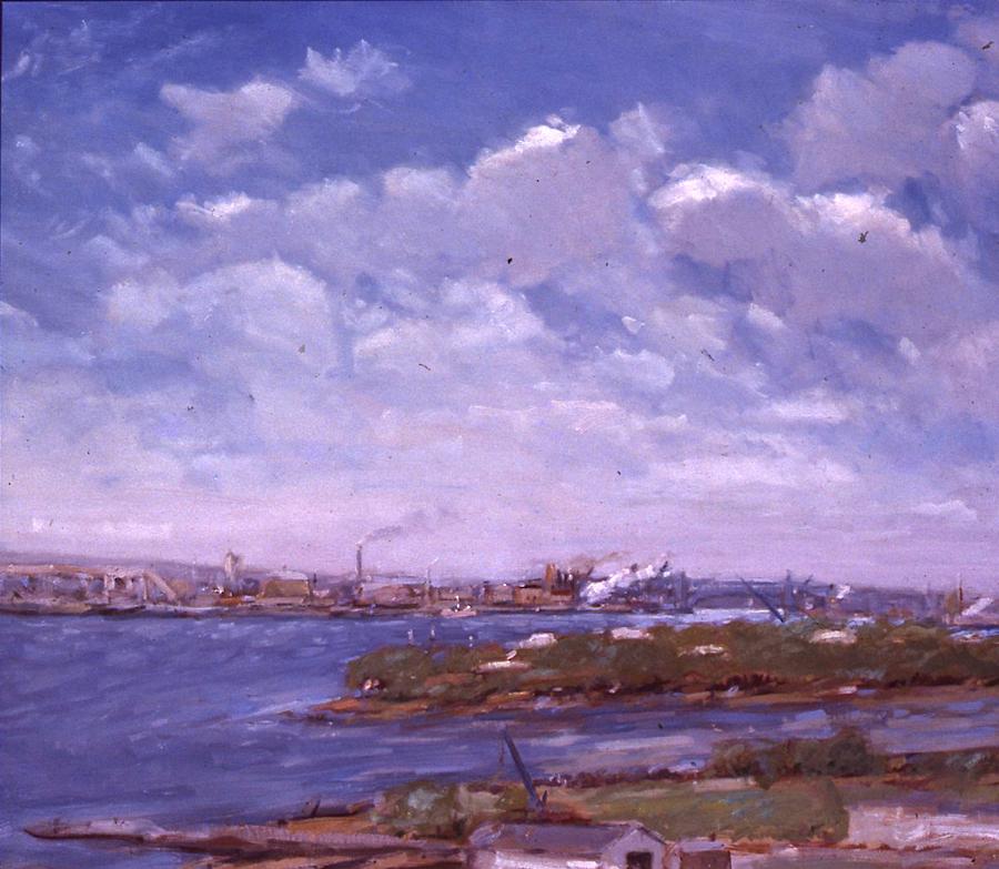 North From B.F. Bridge