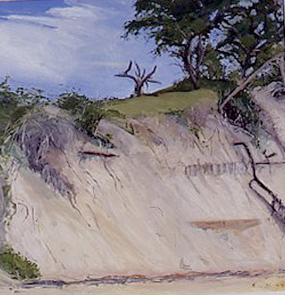 """Higbee""""s Beach II"""