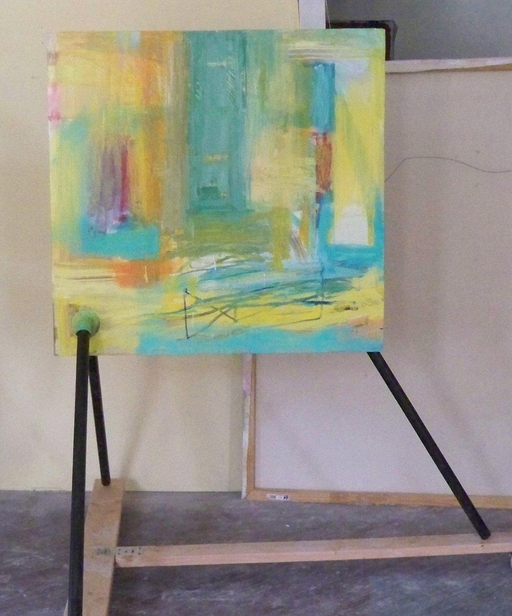 Walking Painting