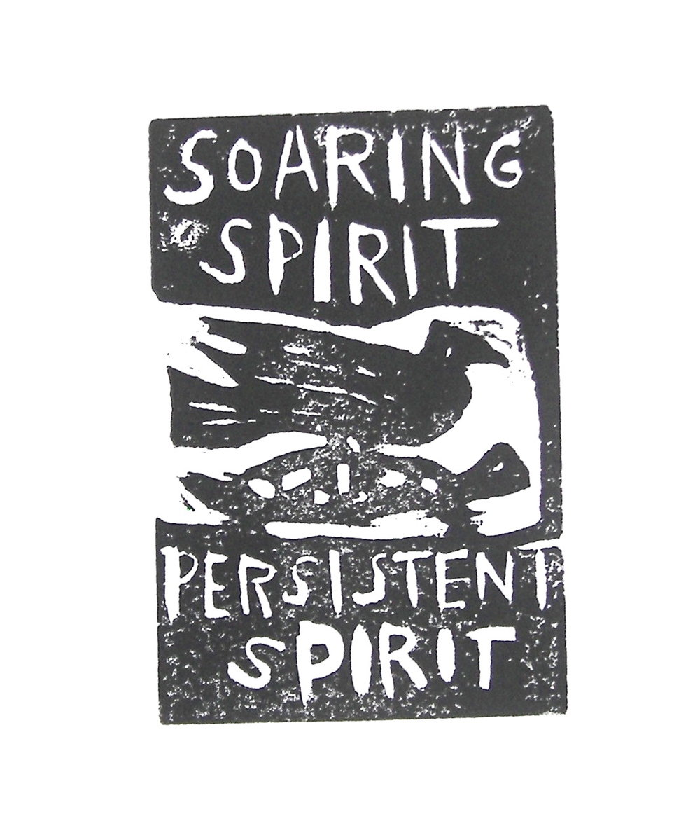 soaring spirit/ persistent spirit
