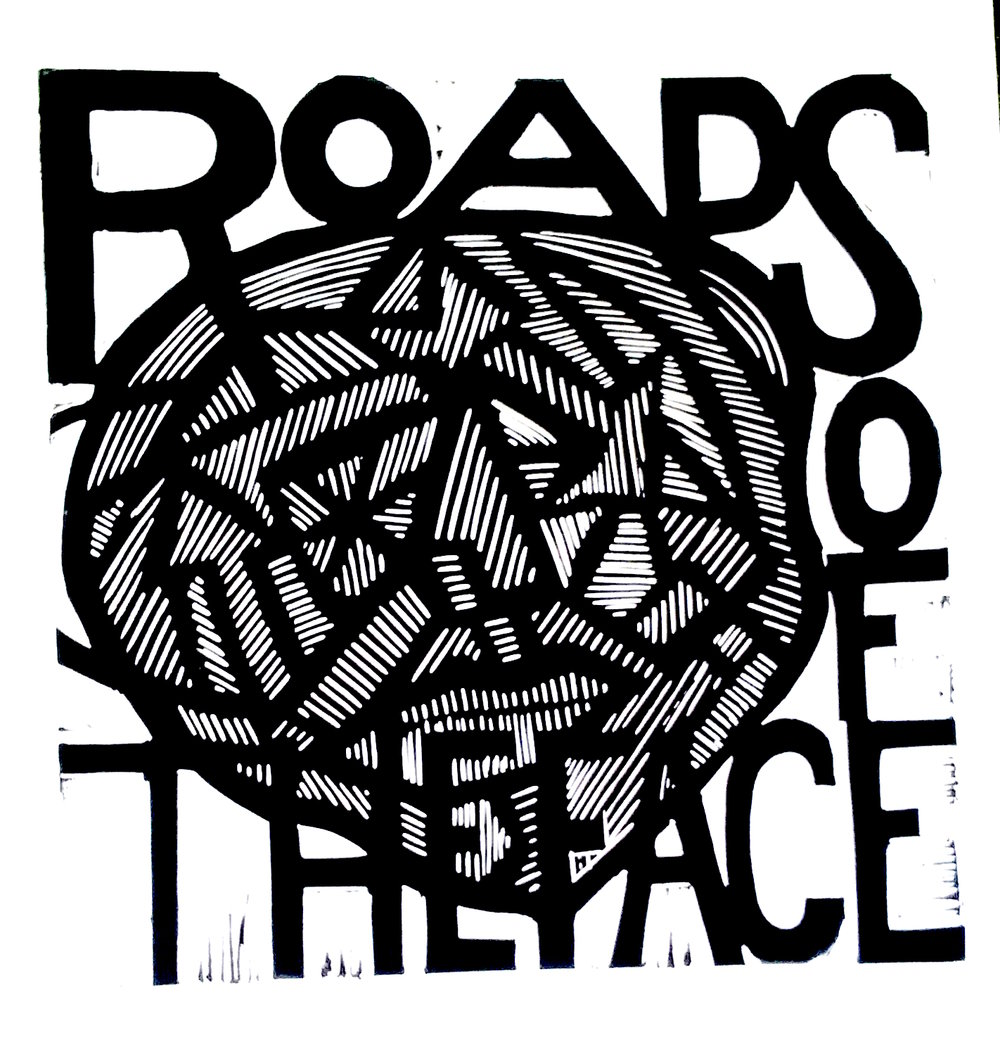 roads of the face