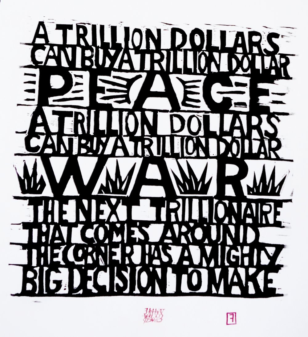 A Trillion Dollars...