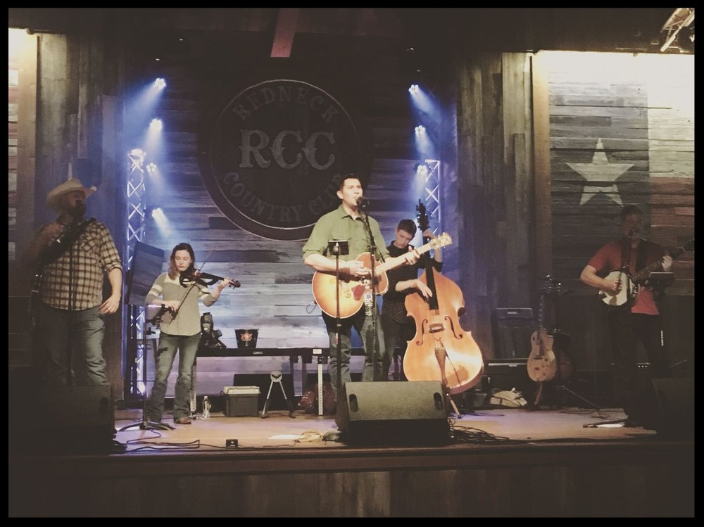 Live at The Redneck Country Club - Houston, TX - 2018