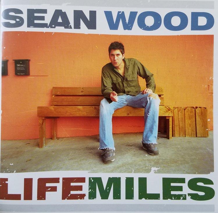 "2004 Full Length Album - ""Lifemiles"" by Eric Woodring"