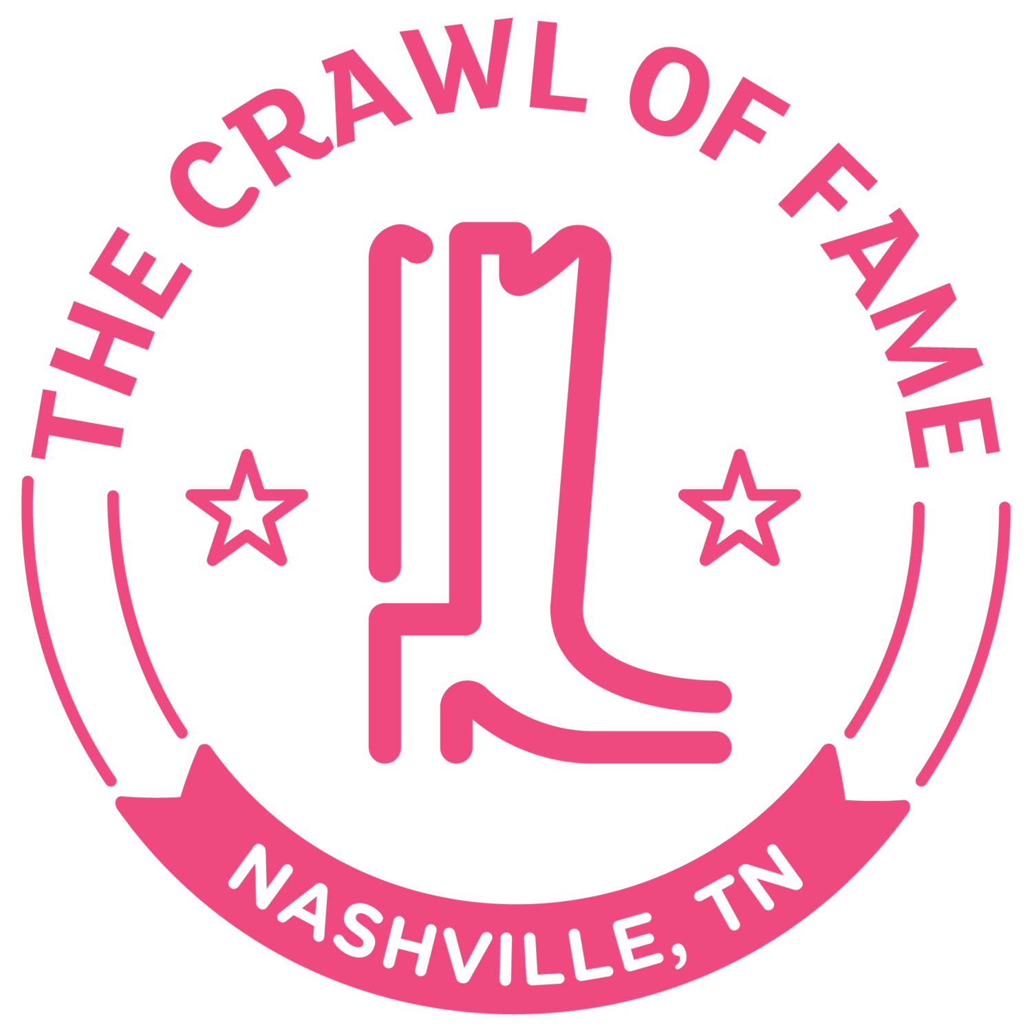The Crawl Of Fame - Nashville's BEST BACHELORETTE Experiences