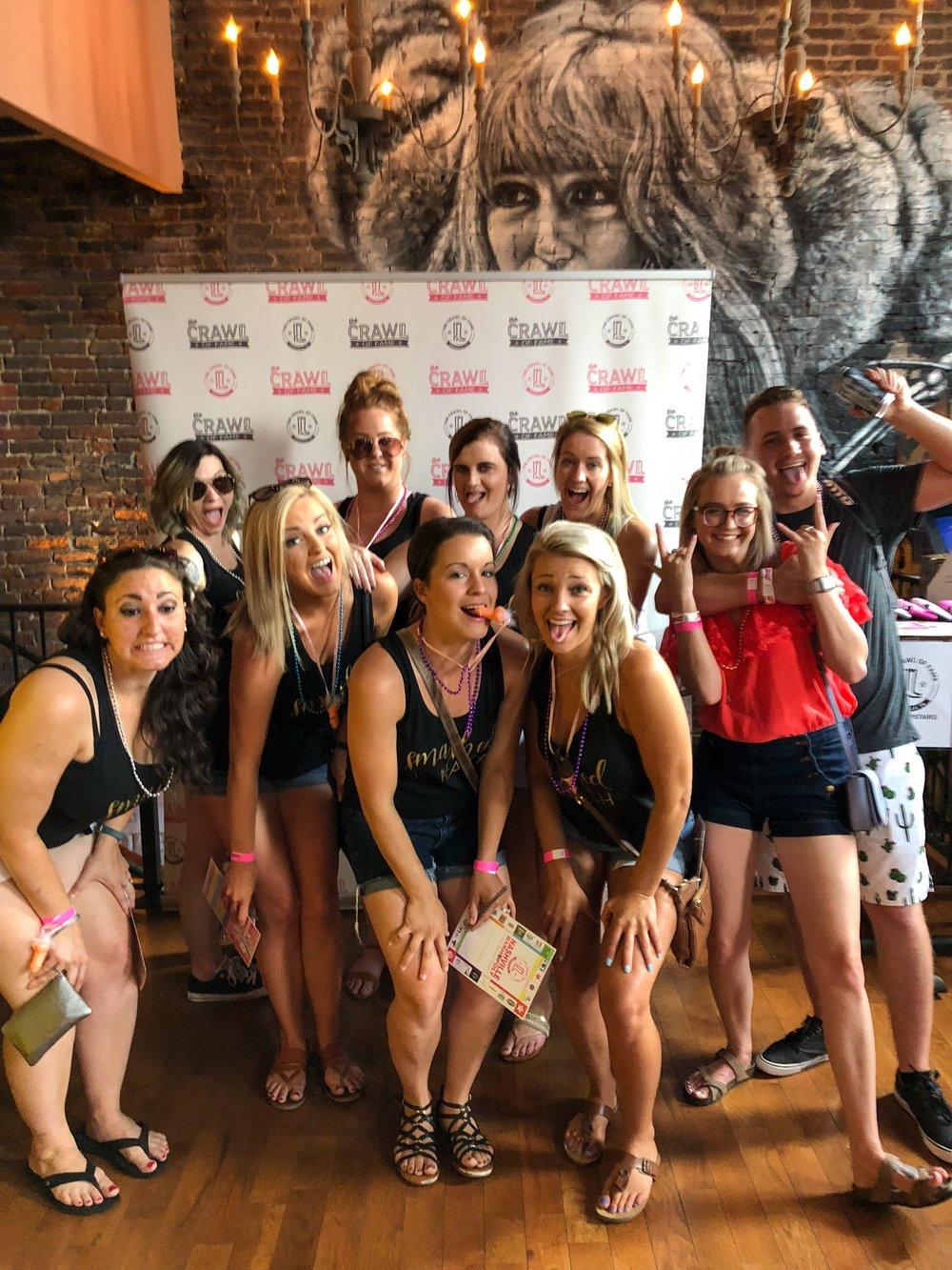 Nashville Bar Crawl Drinking Scavenger Hunt Tour