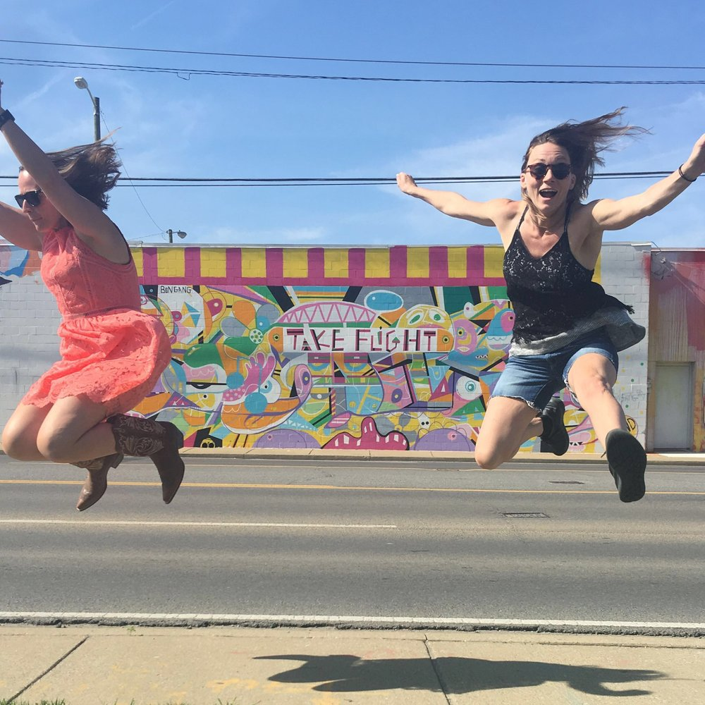 Nashville Mural Hunt Experience