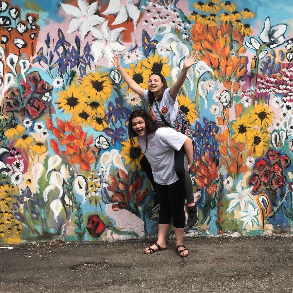 Find Nashville Murals