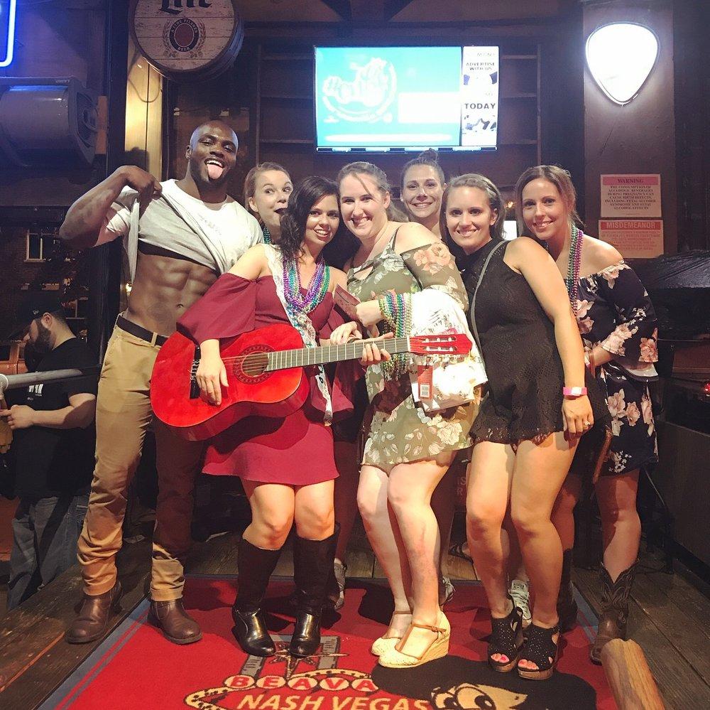 Best Bachelorette Tour Nashville