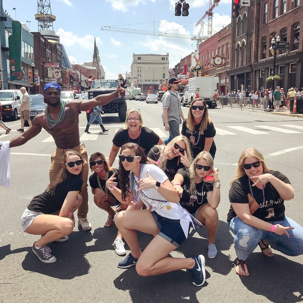 Best Bachelorette Tours in Nashville