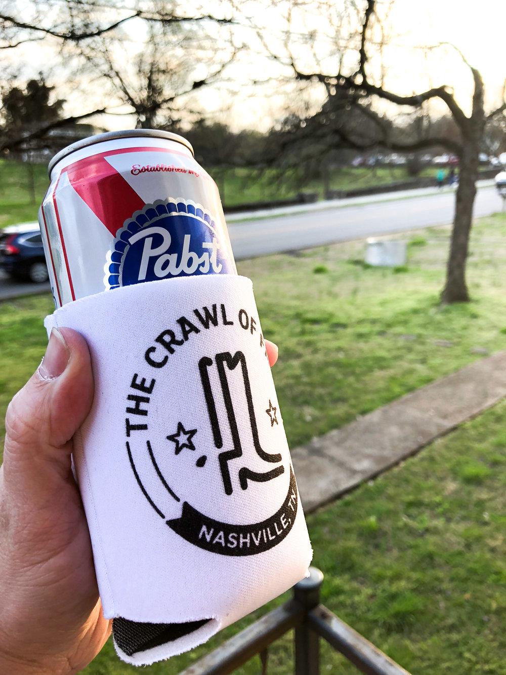The Crawl Of Fame Beer Koozie.JPG