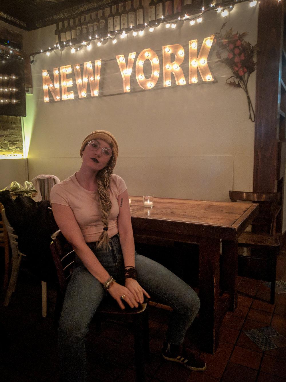 NYC bishhhhhh