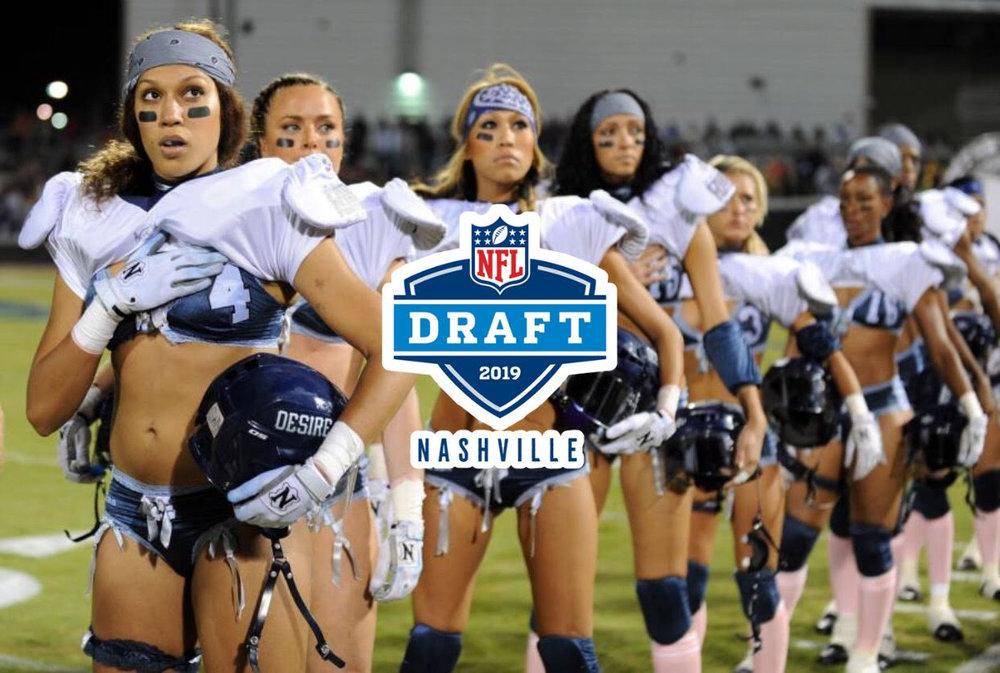 2019 nfl draft taking place in nashville, tn