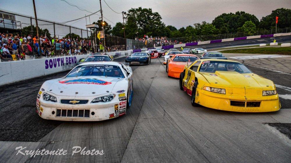 South Bend Motor Speedway... The Gambler 6.16.18