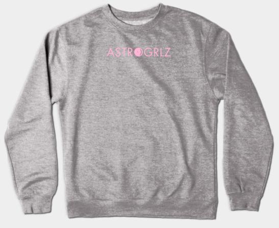 Pink Astrogrlz Crew