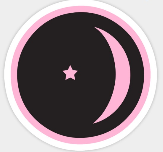 Astro Logo Sticker