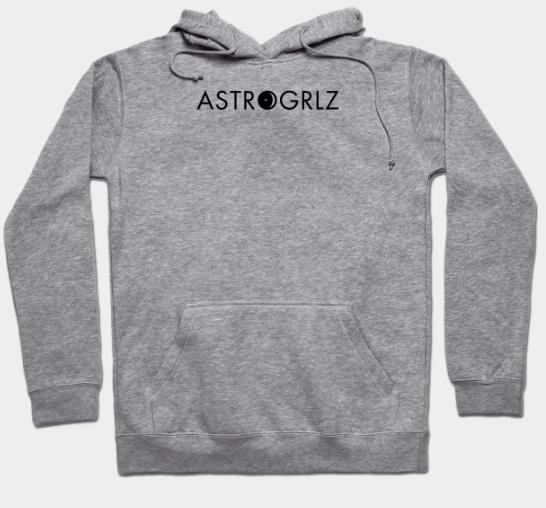 Black Astrogrlz Hoodie