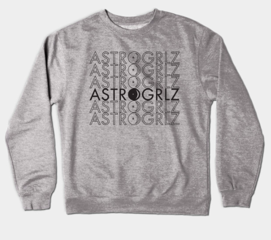 Black Astrogrlz6 Crew