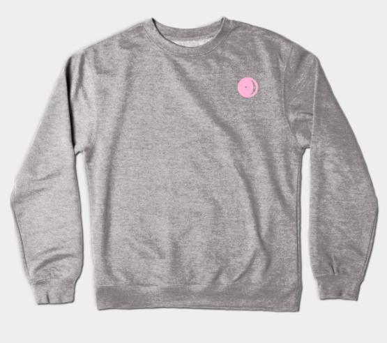 Pink Astro Logo Crew