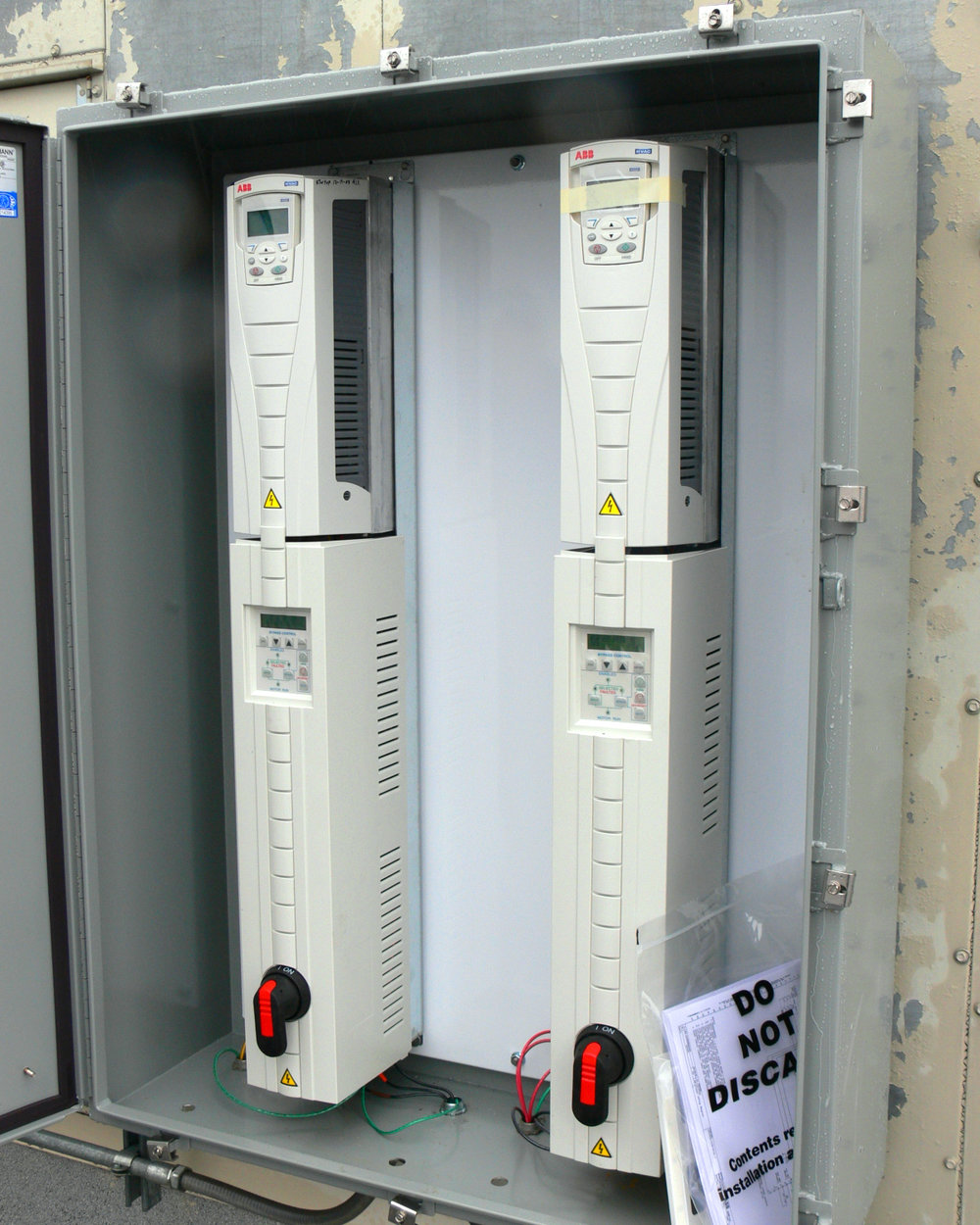 SWJC Central Plant Variable Frequency Drives.jpg