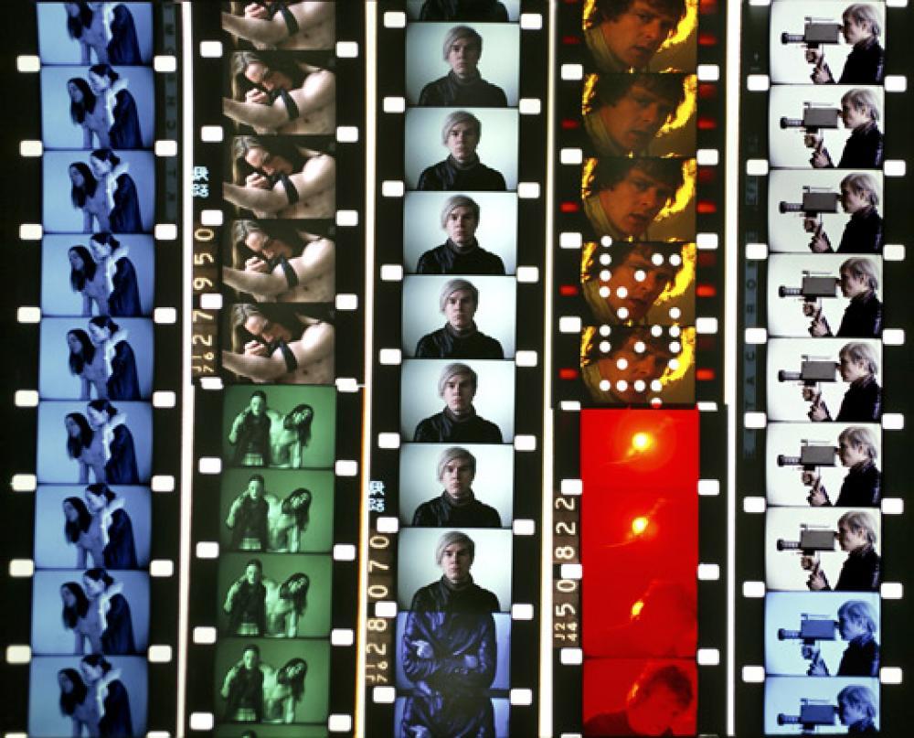 "Douglas Kirkland , Andy Warhol ""Trash"" 1970  Archival Pigment Print, 24x 30 in."