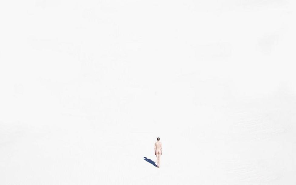 Tyler Shields, End of the World 2  Digital Chromogenic Print, 20x30 in.