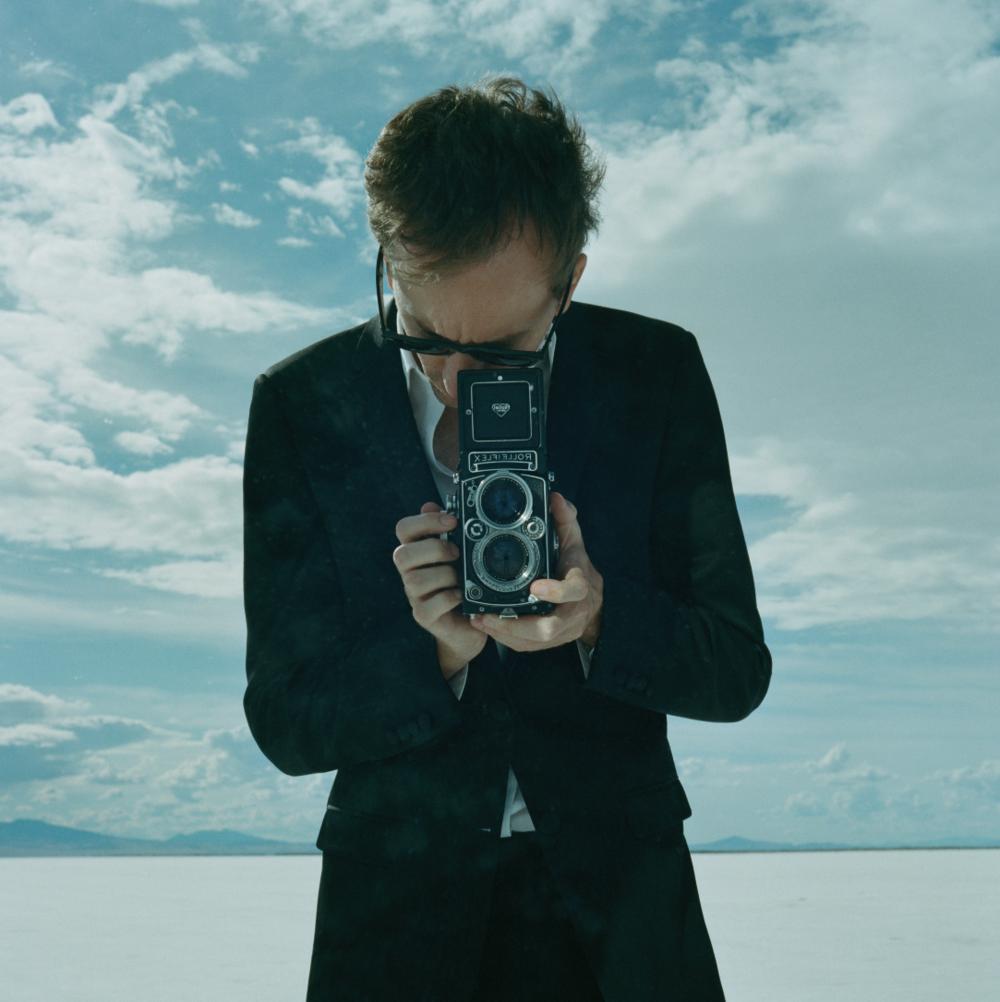 Tyler Shields, Rolleiflex Self Portrait  Digital Chromogenic Print