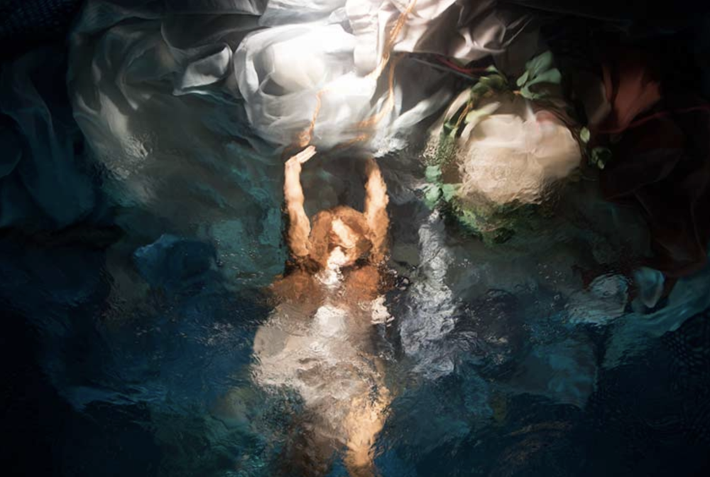 Christy Lee Rogers, In the Naked Light I Saw  Archival Pigment Print, 36x54 in.