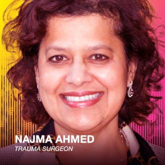 Dr Najma Ahmed