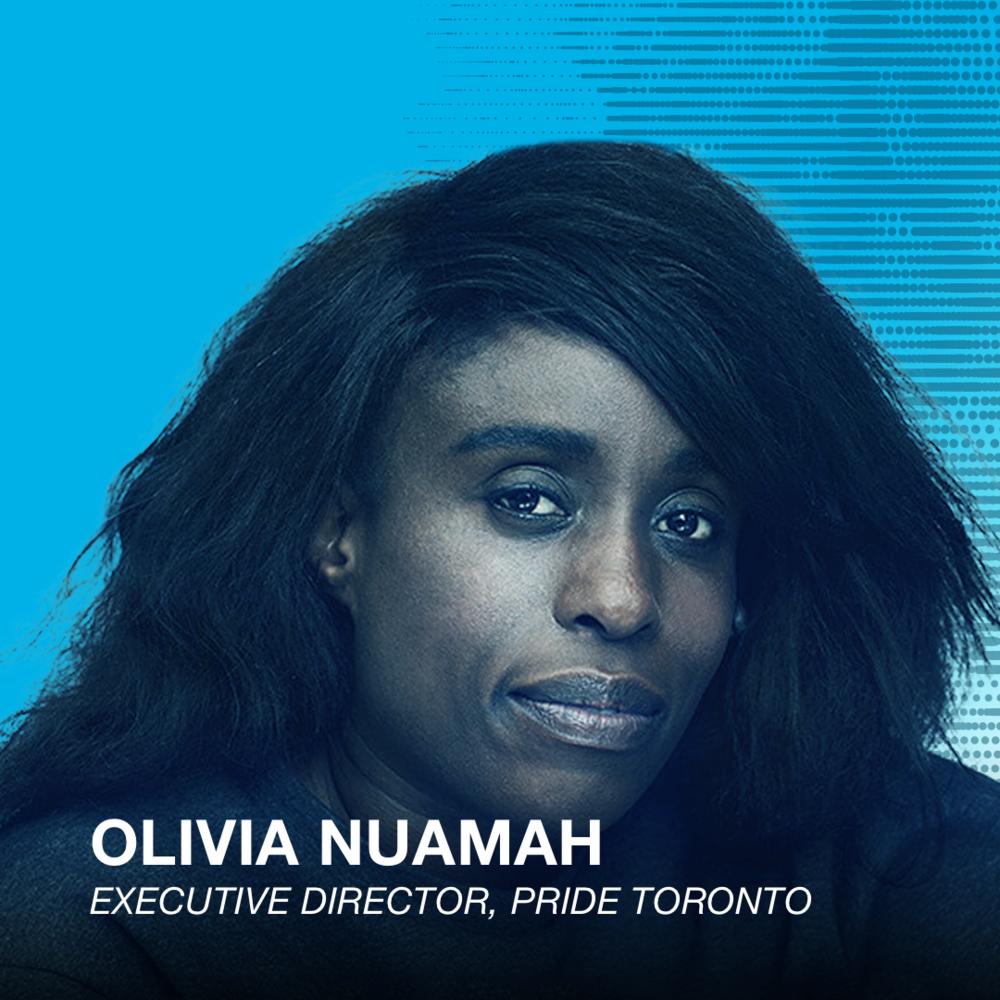 Olivia Nuamah