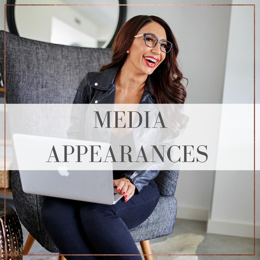 Media Apperances
