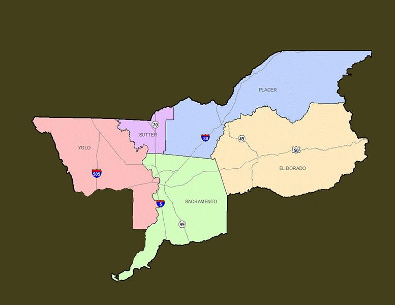 Sacramento Metro - Sacramento & Surrounding Counties