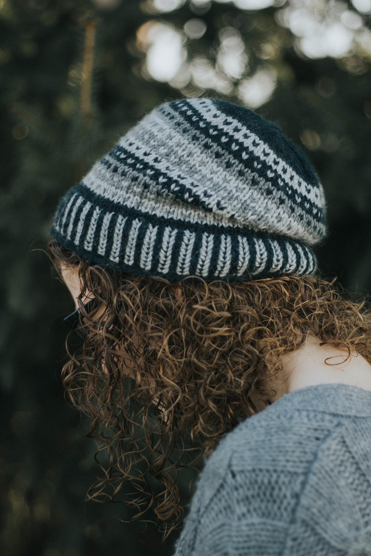 Midnight Sea Hat — Wool Enthusiast