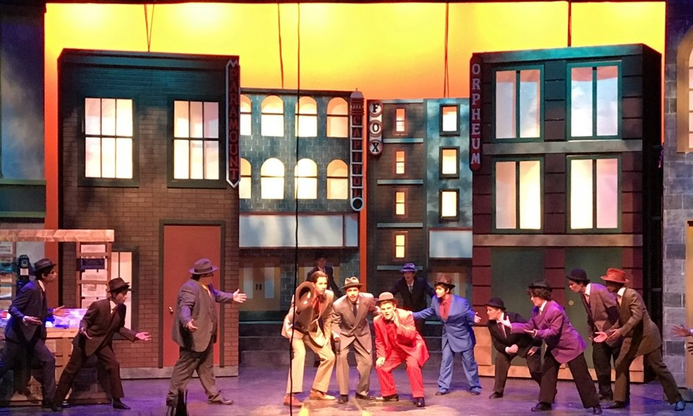 Guys & Dolls  at Chaminade College Prep
